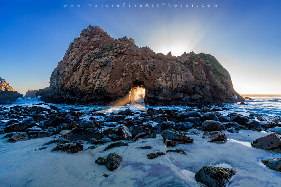 photo of Pfeiffer Beach