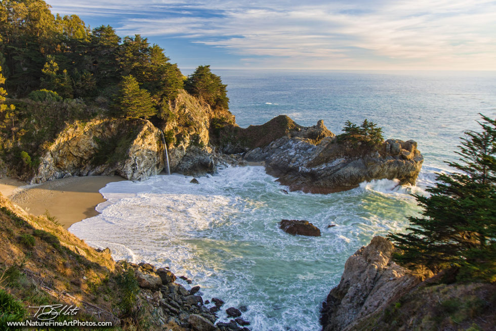 Photo of McWay Falls in Big Sur