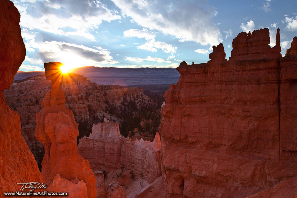 Nature Photo of Thor's Hammer in Bryce Canyon