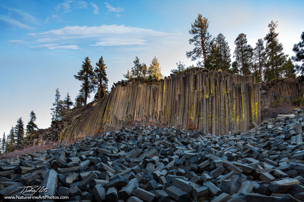 Photo of Devils Postpile