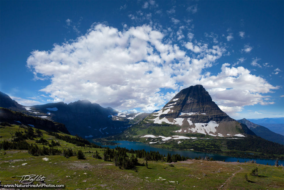 Nature Photo of Hidden Lake in Glacier National Park