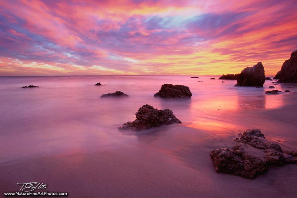 Nature Photo of El Matador Beach