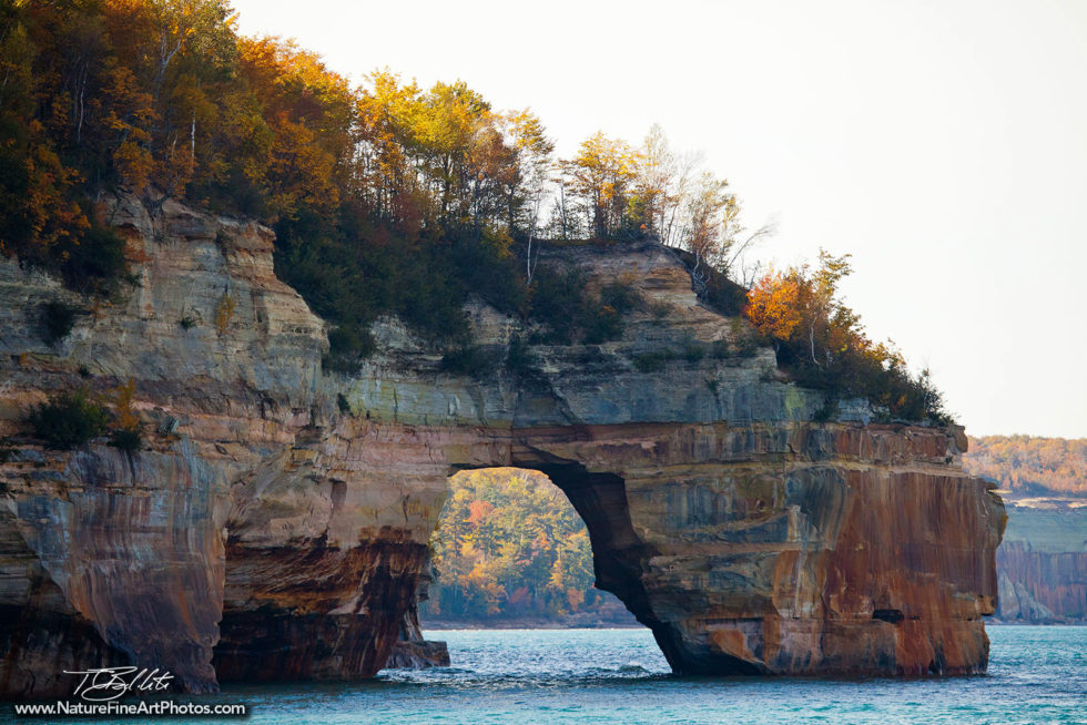 Photo of Petit Portal in Pictured Rocks