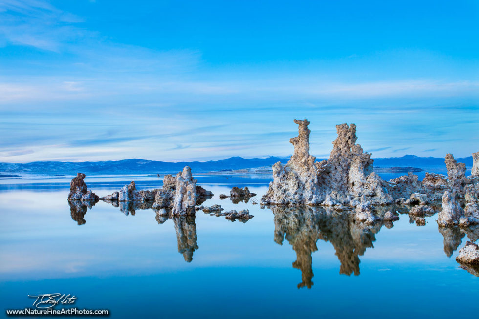 Nature Photo of Mono Lake