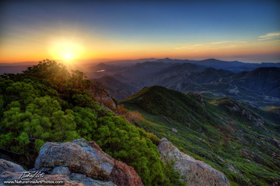Nature Photo of Sandstone Peak