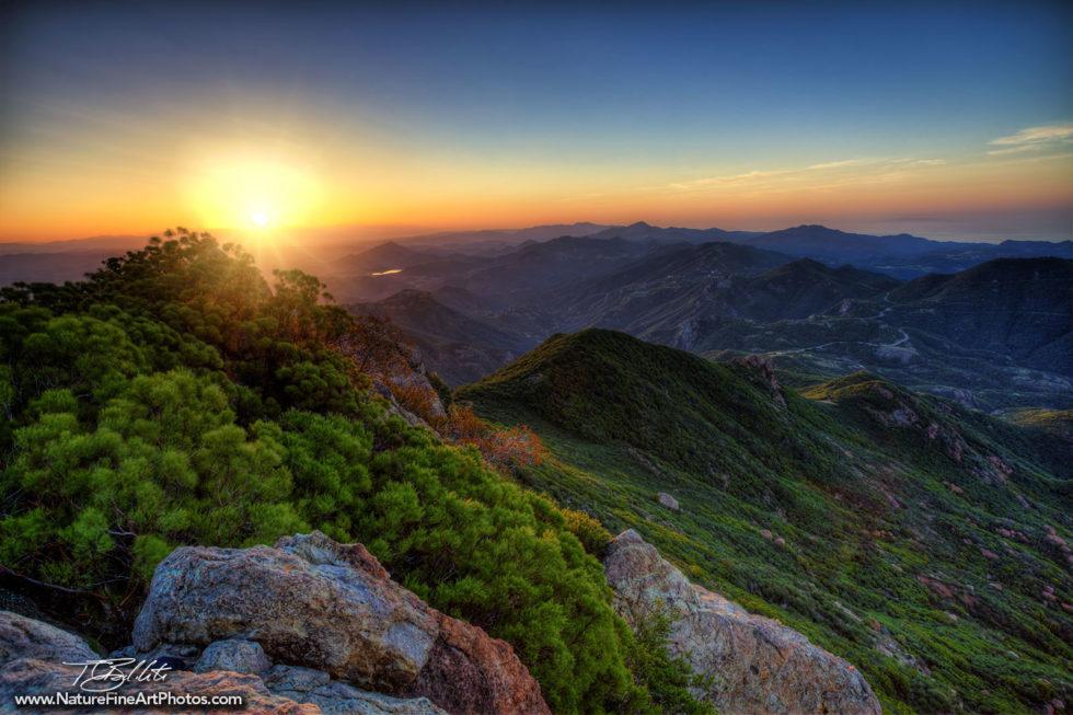 Nature Photo of Sandstone Peak