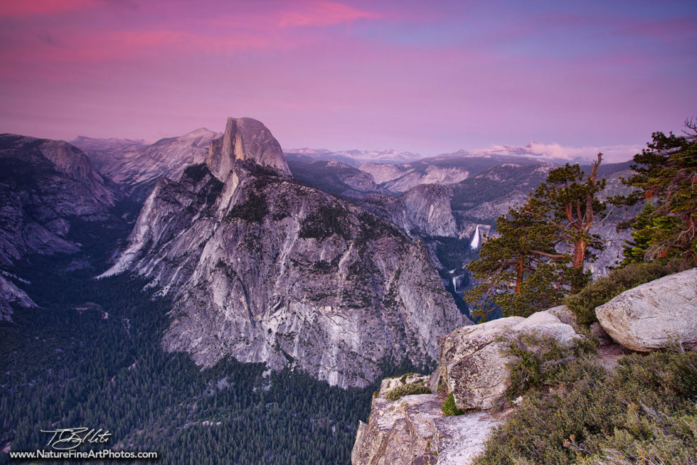 Photo of Half Dome