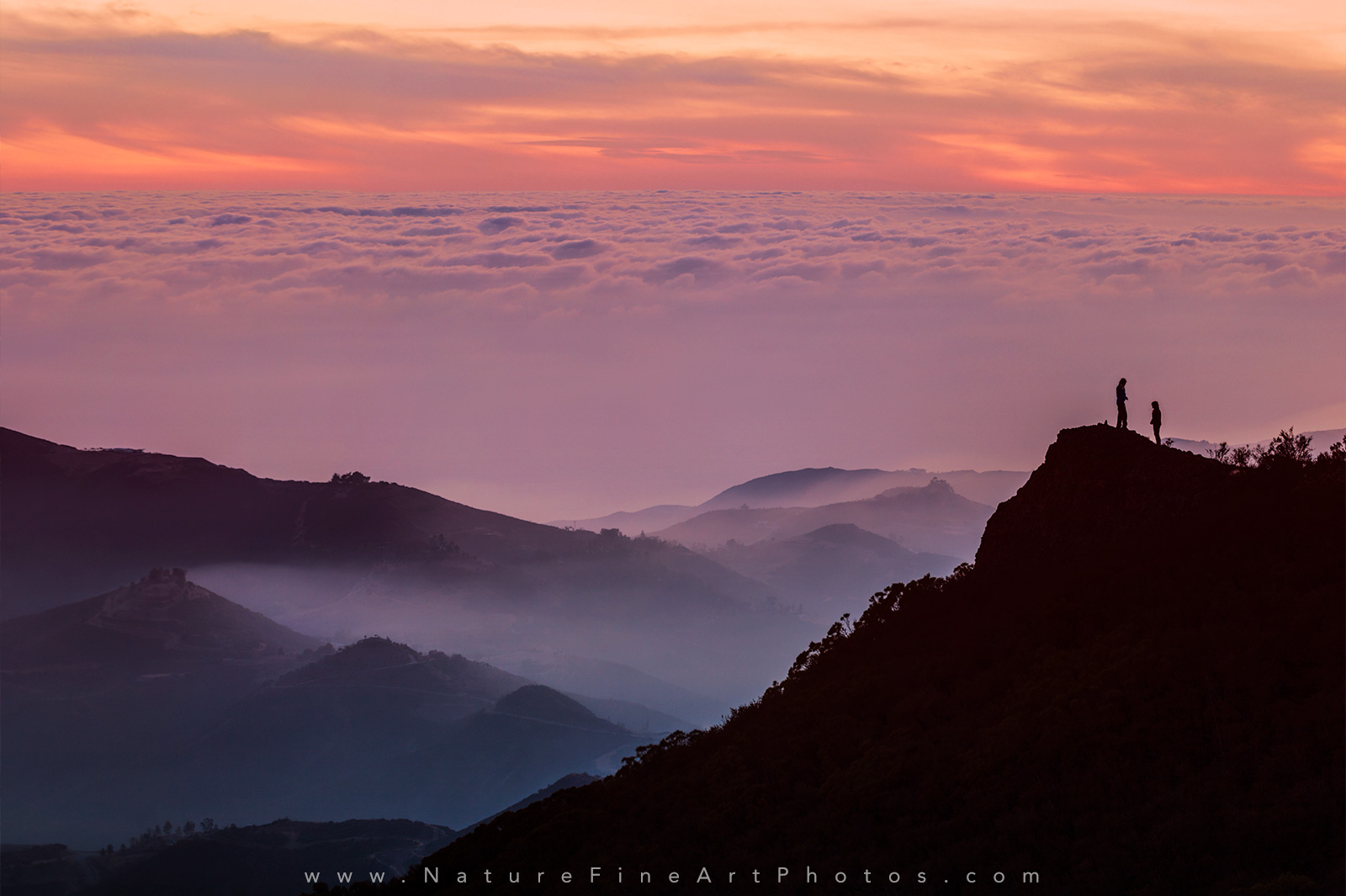 The Proposal at Sandstone Peak nature photo