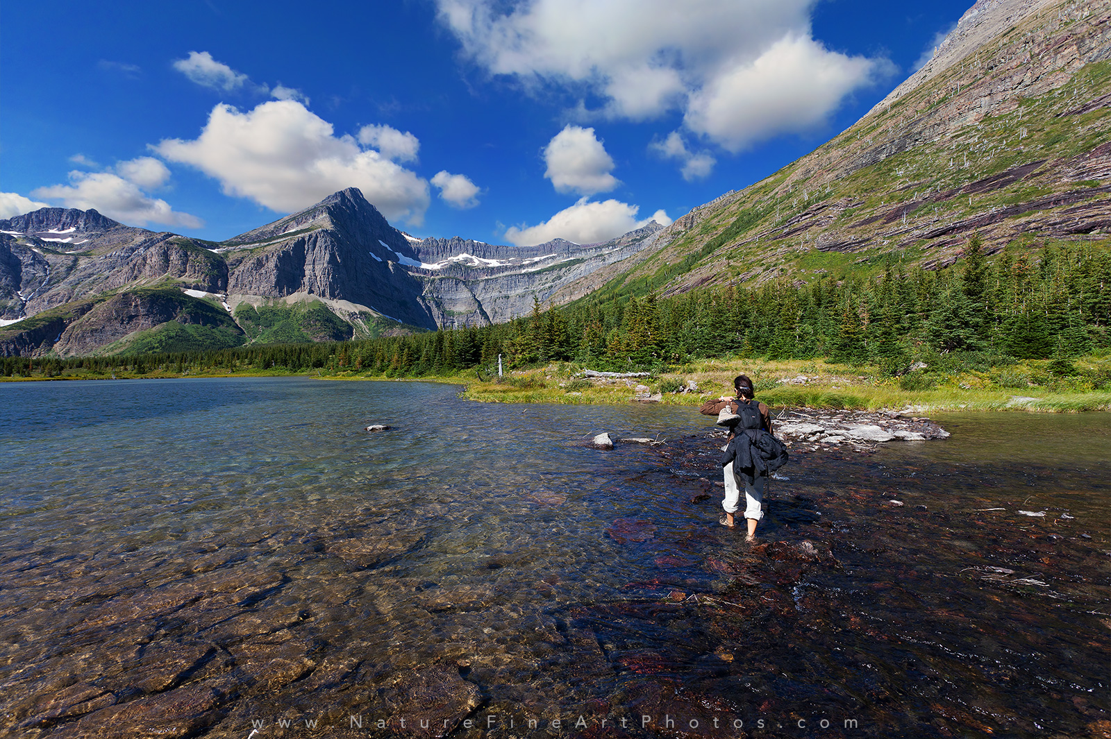 Glacier National Park Photo